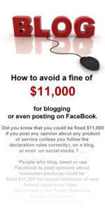 Blogging-fine