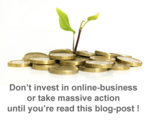Don't invest in online biz until you read this