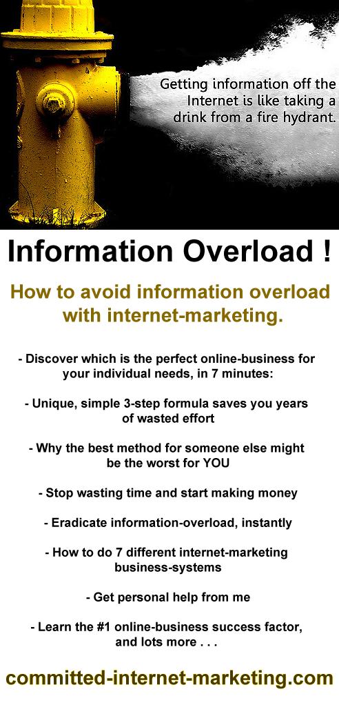 Avoiding-information-overload